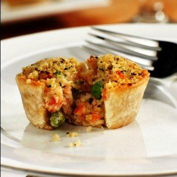 pot pie recipes dishmaps shrimp pot pies recepten shrimp artichoke pot ...